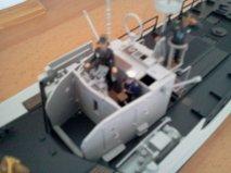 schnellboot S-100.maquette plastique REVELL au 1/72+ equipage. - Page 3 Getatt30