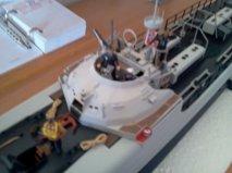 schnellboot S-100.maquette plastique REVELL au 1/72+ equipage. - Page 3 Getatt37