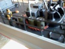schnellboot S-100.maquette plastique REVELL au 1/72+ equipage. - Page 3 Getatt44