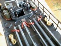 schnellboot S-100.maquette plastique REVELL au 1/72+ equipage. - Page 3 Getatt45