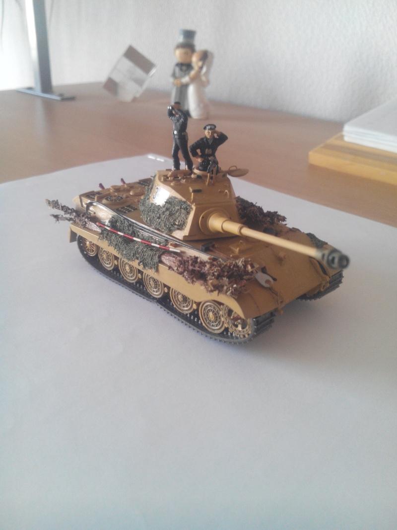 char tigre WWII.kit fujimi au 1/72. Img_2027