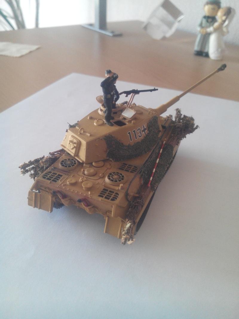 char tigre WWII.kit fujimi au 1/72. Img_2028
