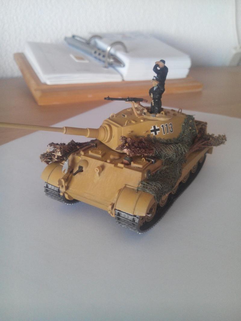 char tigre WWII.kit fujimi au 1/72. Img_2029