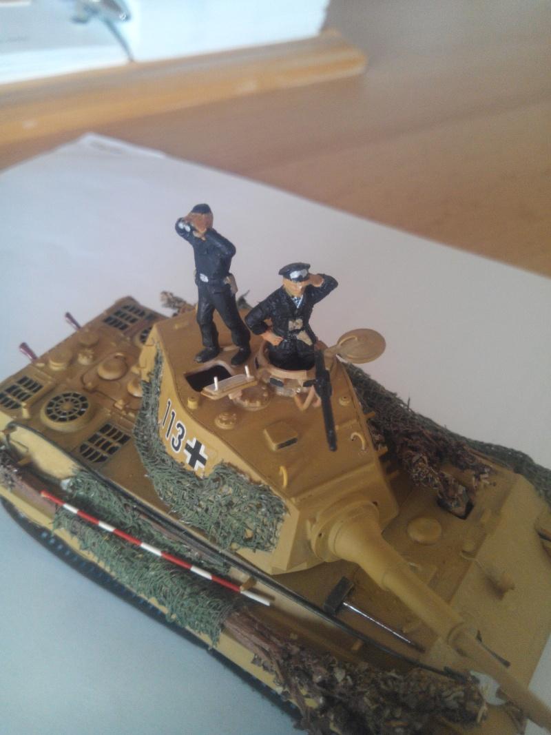 char tigre WWII.kit fujimi au 1/72. Img_2030
