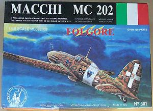 macchi mc202 folgore 1/48é Kgrhqn12