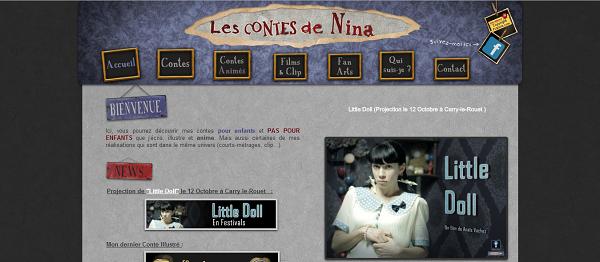 Bande-démo et sites des Frenchnerdiens Anais_10