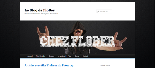 Bande-démo et sites des Frenchnerdiens Flober10