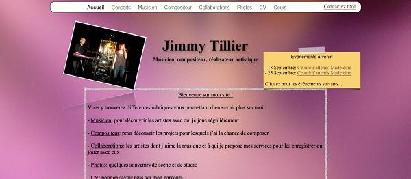 Bande-démo et sites des Frenchnerdiens Jimmy_10
