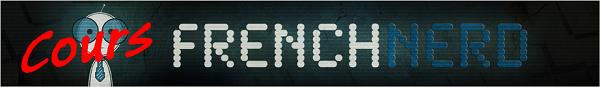 Les cours de Frenchnerd par Maître Yao Logo_f13