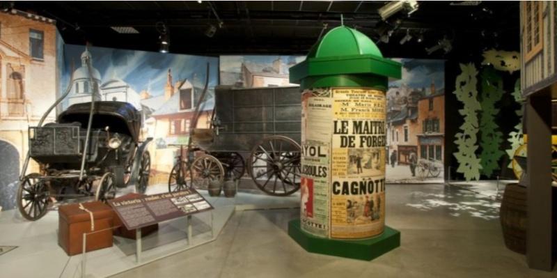 """Exposition """"Fouette cocher"""" Ecomusée de Rennes. Expo_r12"""