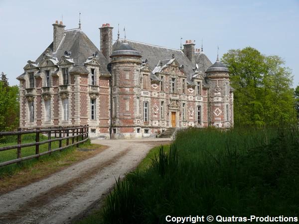 4 Mai 2014 - Journée d'attelage de l'AASM, dans le parc du chateau de Tourville les Ifs P1420610