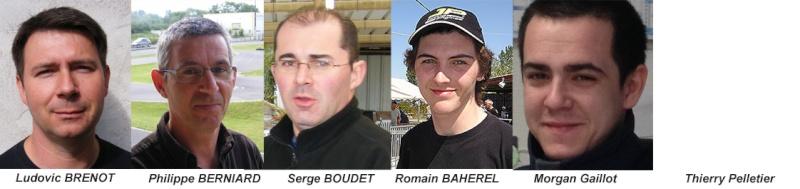 Présentation des équipages 4ème Edition 24h Blitz Varois et Chaignot 2014 Euqipe13