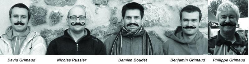 Présentation des équipages 4ème Edition 24h Blitz Varois et Chaignot 2014 Euqipe15