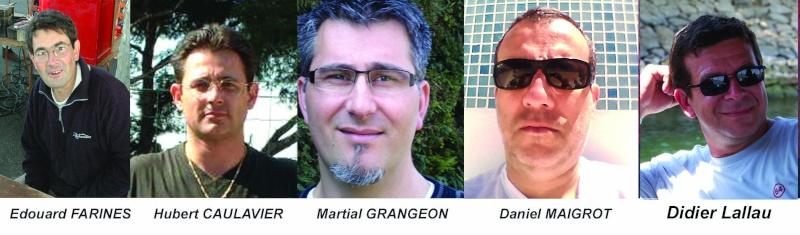 Présentation des équipages 4ème Edition 24h Blitz Varois et Chaignot 2014 Euqipe17