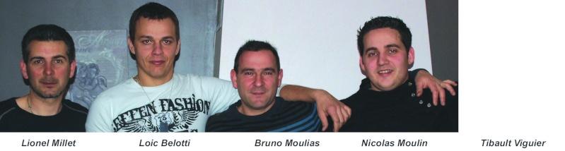 Présentation des équipages 4ème Edition 24h Blitz Varois et Chaignot 2014 Euqipe21