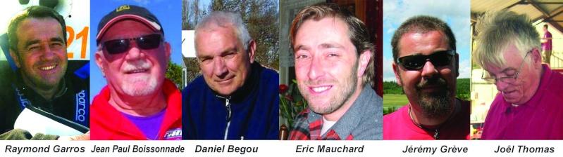 Présentation des équipages 4ème Edition 24h Blitz Varois et Chaignot 2014 Euqipe22