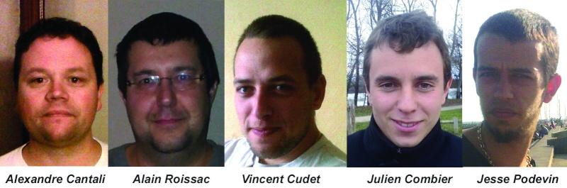 Présentation des équipages 4ème Edition 24h Blitz Varois et Chaignot 2014 Euqipe23