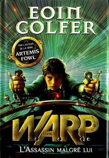 GOLFER Eoin - WRAP tome 1:  L'assassin malgré lui 14776210
