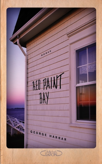HARRAR Georges - Red Paint Bay Red_pa10