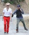 [Vie privée] 22.05.2014 Los Angeles Etats-Unis  Bill & Tom Kaulitz Normal39