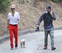 [Vie privée] 22.05.2014 Los Angeles Etats-Unis  Bill & Tom Kaulitz Normal45