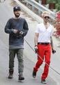[Vie privée] 22.05.2014 Los Angeles Etats-Unis  Bill & Tom Kaulitz Normal49