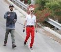 [Vie privée] 22.05.2014 Los Angeles Etats-Unis  Bill & Tom Kaulitz Normal50
