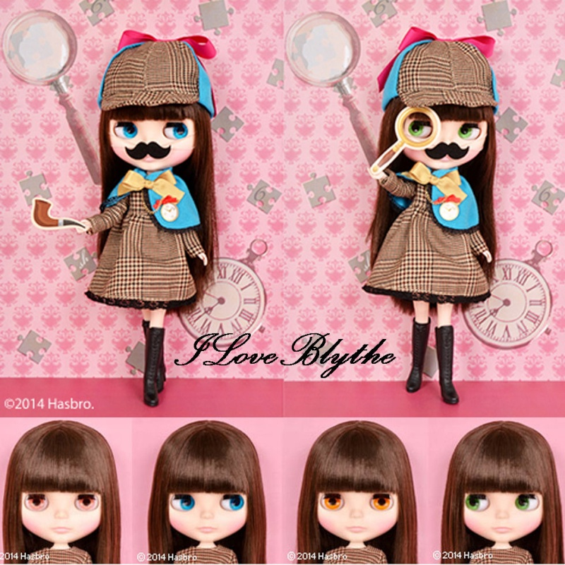 [poupée]Neo Blythe Roucek Morse _57211