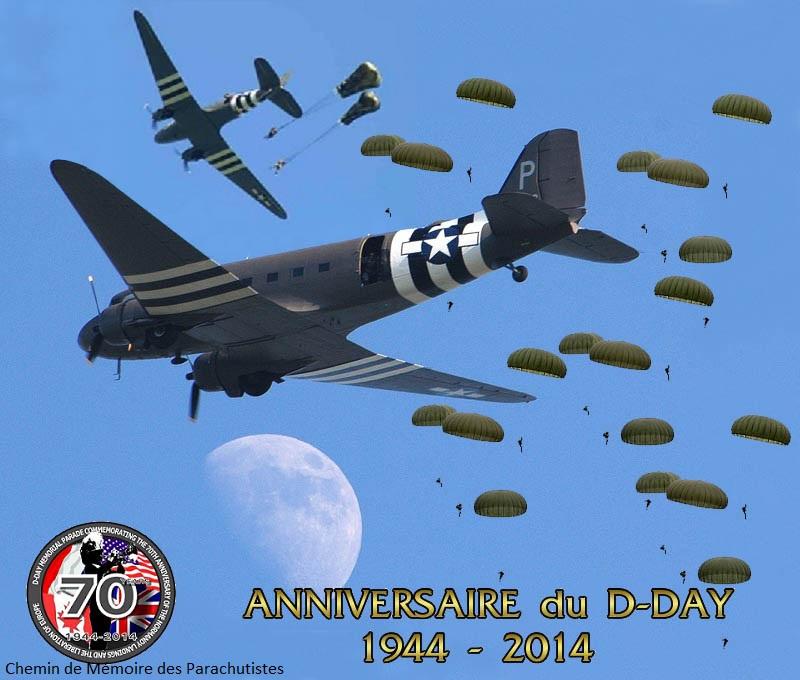 Opération NEPTUNE - L'expression jour J (en anglais D Day) désigne le 6 juin 1944, jour où a débuté le débarquement allié en Normandie lors de la Seconde Guerre mondiale. 1_d-da10