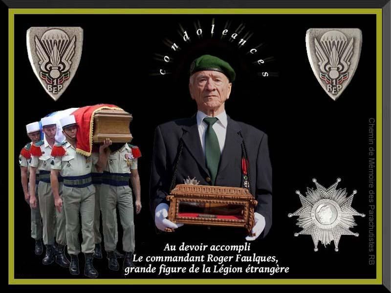 FAULQUES Roger - Chef de Bataillon 1er REP 2ème REP 5_roge10