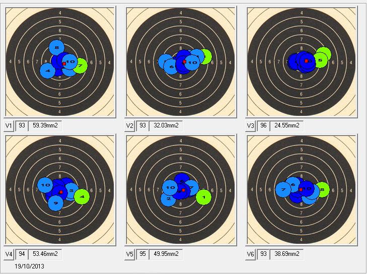 Logiciel Target scan pour iphone Cara1011