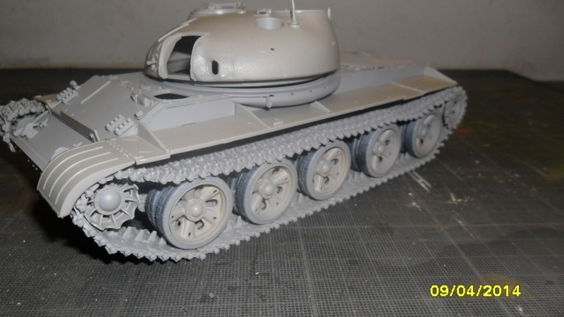 """T-62 MOD7LE 62  """"TRUMPETER"""" 2014-075"""