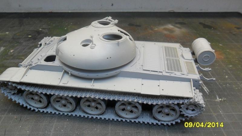 """T-62 MOD7LE 62  """"TRUMPETER"""" 2014-076"""
