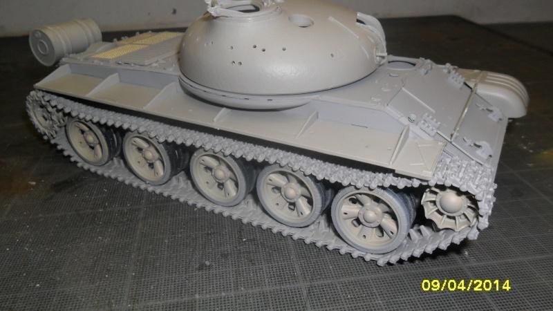 """T-62 MOD7LE 62  """"TRUMPETER"""" 2014-078"""