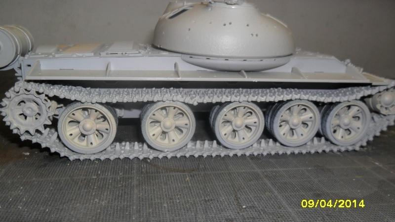 """T-62 MOD7LE 62  """"TRUMPETER"""" 2014-079"""