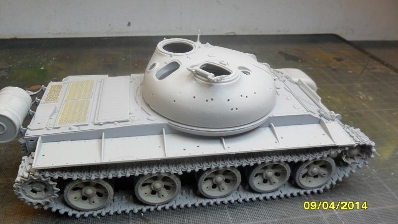 """T-62 MOD7LE 62  """"TRUMPETER"""" 2014-080"""
