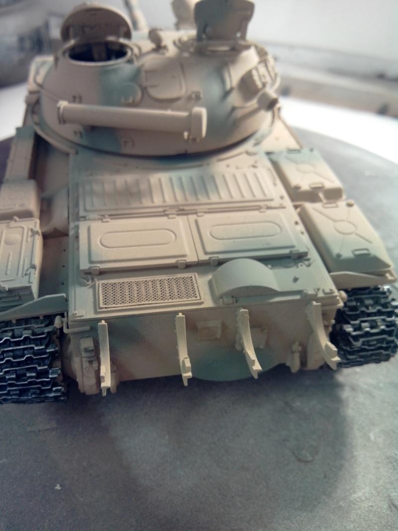 """T-62 MOD7LE 62  """"TRUMPETER"""" 2014-084"""
