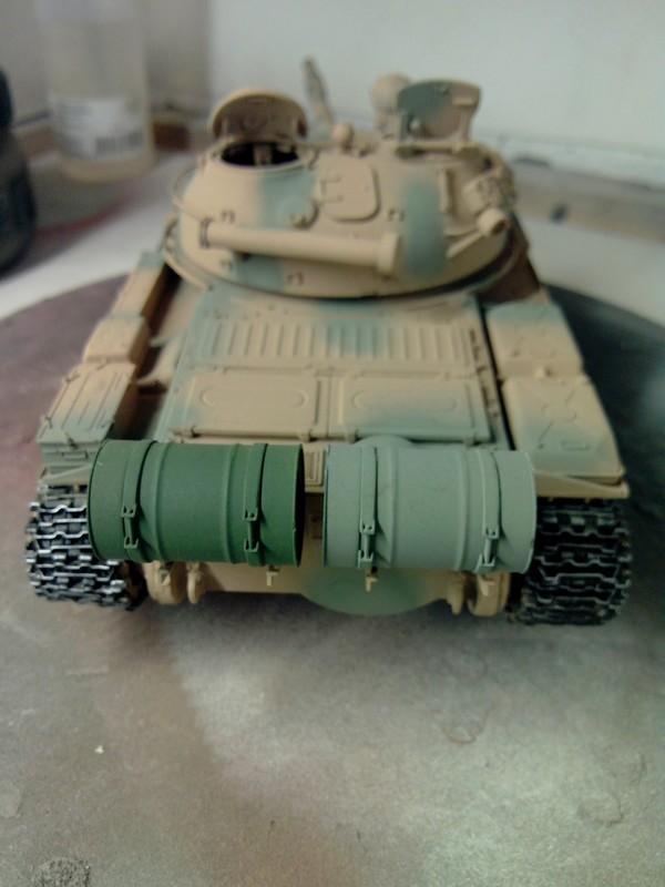 """T-62 MOD7LE 62  """"TRUMPETER"""" 2014-088"""