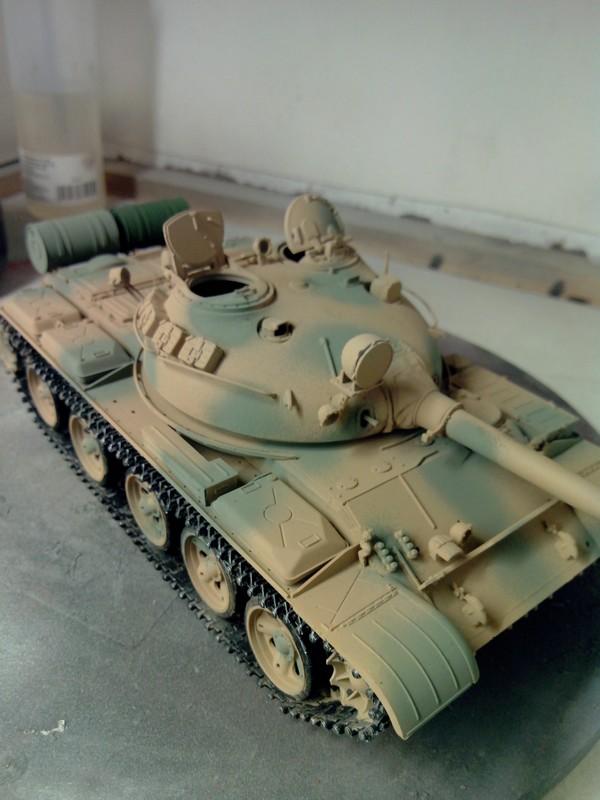 """T-62 MOD7LE 62  """"TRUMPETER"""" 2014-091"""