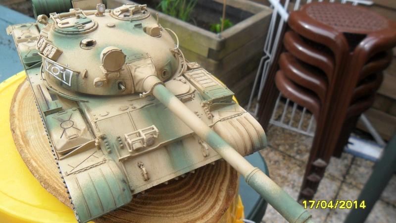 """T-62 MOD7LE 62  """"TRUMPETER"""" 2014-132"""