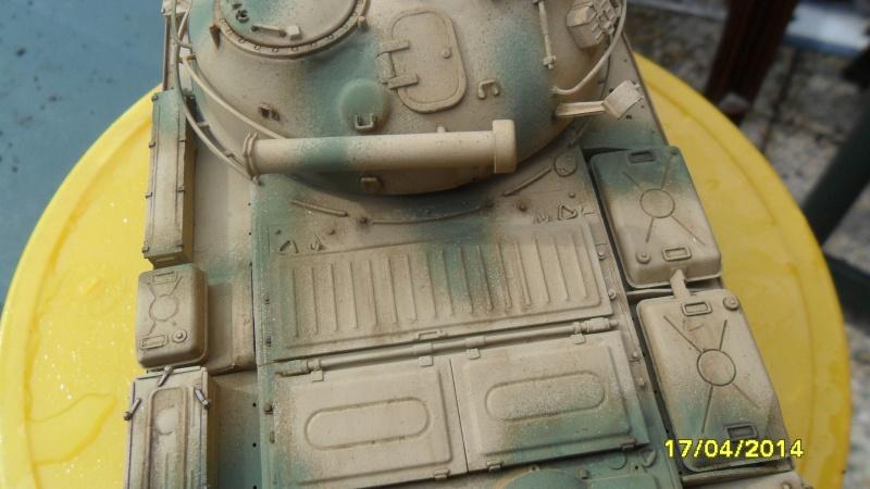 """T-62 MOD7LE 62  """"TRUMPETER"""" 2014-135"""