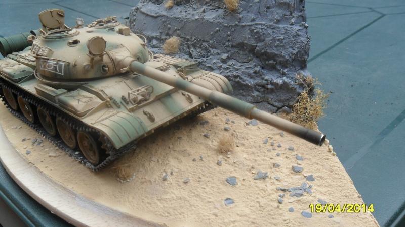 """T-62 MOD7LE 62  """"TRUMPETER"""" 2014-142"""