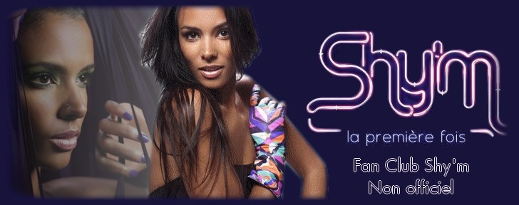 Fan club non officiel de SHY'M