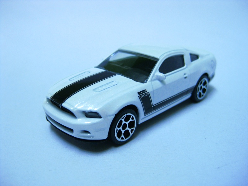 N°204A Ford Mustang Boss Ford_m10