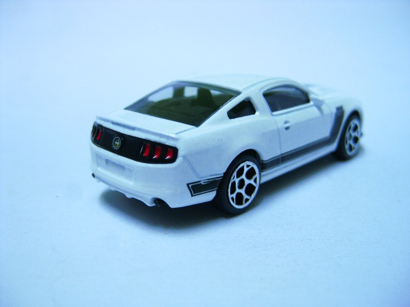 N°204A Ford Mustang Boss Ford_m11