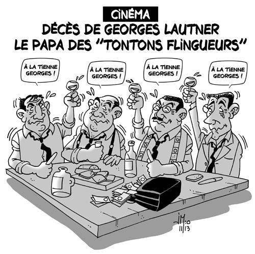 Hommage à Monsieur Georges Lautner Tonton10