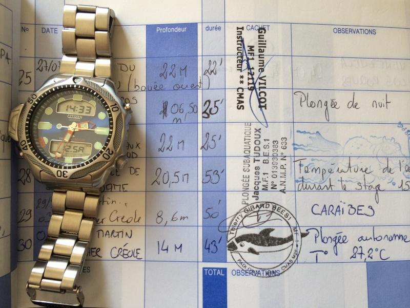DIVER - Votre montre du jour Image89