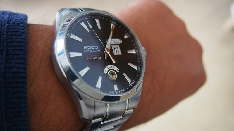 Avis sur les montres Epos Phd13