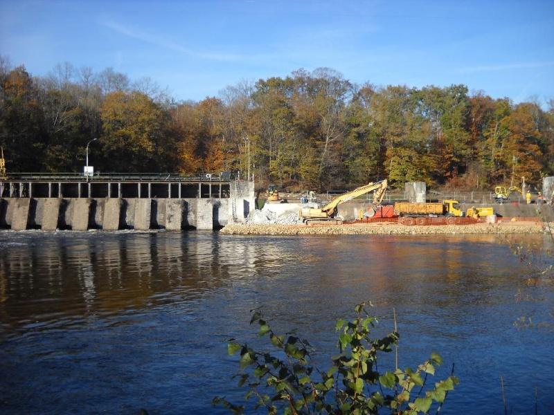 Le barrage du Palais ... Dscn0124