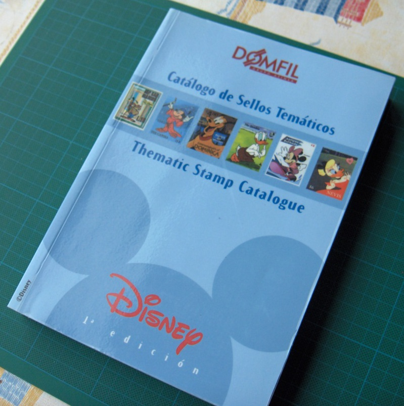 Je cherche un catalogue DOMFIL Disney Hpim1611